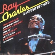 LP - Ray Charles - 20 Greatest Hits