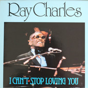 LP - Ray Charles - I Can't Stop Loving You