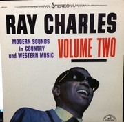 LP - Ray Charles - Modern Sounds In Country And Western Music Volume Two