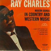 7inch Vinyl Single - Ray Charles - Modern Sounds In Country And Western Music