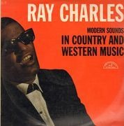 LP - Ray Charles - Modern Sounds In Country And Western Music