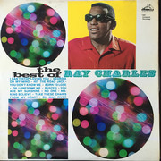LP - Ray Charles - The Best Of Ray Charles