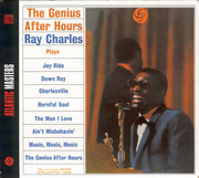 CD - Ray Charles - The Genius After Hours