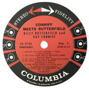LP - Ray Conniff Meets Billy Butterfield - Conniff Meets Butterfield