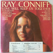 LP - Ray Conniff - Love Will Keep Us Together