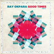 12inch Vinyl Single - Ray Okpara - Good Times Part II - Red + Blue Vinyl