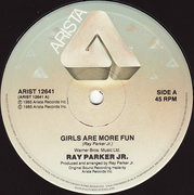 12'' - Ray Parker Jr. - Girls Are More Fun