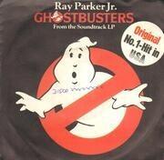 7inch Vinyl Single - Ray Parker Jr. - Ghostbusters