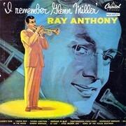 LP - Ray Anthony - I Remember Glenn Miller