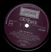 LP - Ray Charles - Come Live With Me