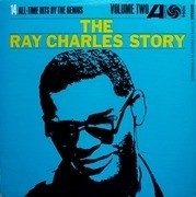 LP - Ray Charles - The Ray Charles Story Volume Two