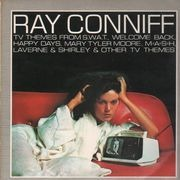LP - Ray Conniff - Theme From S.W.A.T.  And Other TV Themes