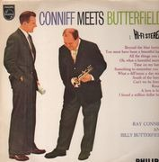 LP - Ray Conniff, Billy Butterfield - Conniff Meets Butterfield