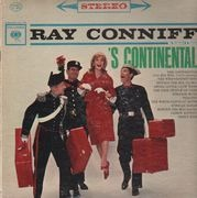 LP - Ray Conniff And His Orchestra & Chorus - 'S Continental