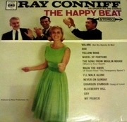LP - Ray Conniff And His Orchestra & Chorus - The Happy Beat
