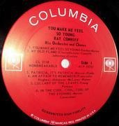 LP - Ray Conniff And His Orchestra & Chorus - You Make Me Feel So Young