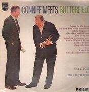 LP - Ray Conniff & Billy Butterfield - Conniff Meets Butterfield