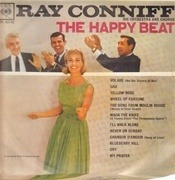 LP - Ray Conniff & His Orchestra and Chorus - The Happy Beat