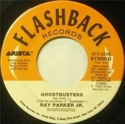7'' - Ray Parker Jr. - Ghostbusters