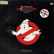 12'' - Ray Parker Jr. - Ghostbusters (Extended Version)