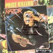 CD - Razor - Evil Invaders - Original European issue