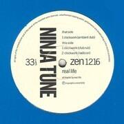 12inch Vinyl Single - Real Life - Clockwork