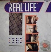12'' - Real Life - Face To Face