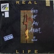12'' - Real Life - Send Me An Angel (88 Version) - RED VINYL