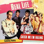 7inch Vinyl Single - Real Life - Catch Me I'm Falling