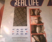 12inch Vinyl Single - Real Life - Face To Face