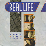 7inch Vinyl Single - Real Life - Face To Face