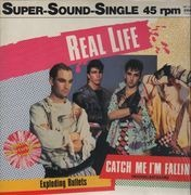 12'' - Real Life - Catch Me I'm Falling