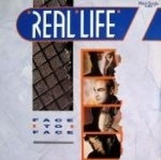 7'' - Real Life - Face To Face