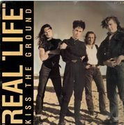 12'' - Real Life - Kiss The Ground