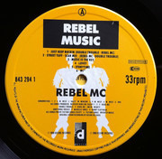 LP - Rebel MC - Rebel Music