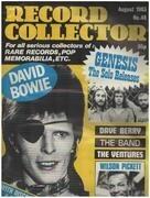 magazin - Record Collector - No.48 / AUG. 1983 - David Bowie
