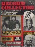 magazin - Record Collector - No.66 / FEB. 1985 - The Who