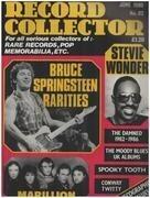 magazin - Record Collector - No.82 / JUN. 1986 - Bruce Springsteen