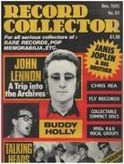 magazin - Record Collector - No.88 / DEC. 1986 - John Lennon