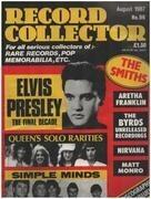 magazin - Record Collector - No.96 / AUG. 1987 - Elvis Presley