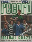 magazin - Record Mirror - AUG 25 / 1984 - Lloyd Cole