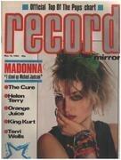 magazin - Record Mirror - MAY 19 / 1984 - Madonna