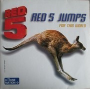 2 x 12inch Vinyl Single - Red 5 - For This World / Red 5 Jumps - Gatefold