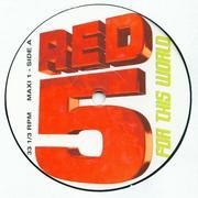 2 x 12'' - Red 5 - For This World / Red 5 Jumps