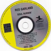 CD - Red Garland - Soul Burnin'