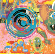 CD - Red Hot Chili Peppers - The Uplift Mofo Party Plan
