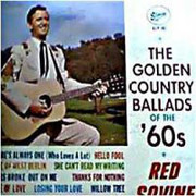 LP - Red Sovine - The Golden Country Ballads Of The 60's