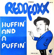 LP - Redd Foxx - Huffin' And A Puffin'