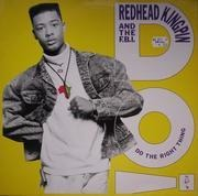 12'' - Redhead Kingpin And The F.B.I. - Do The Right Thing - classic