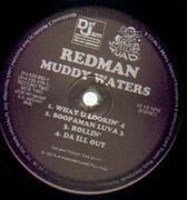 Double LP - Redman - Muddy Waters - Wu-Tang Clan